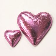 Pale Pink Chocolate Foil