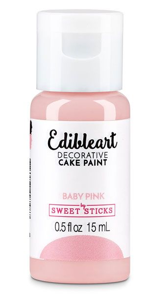 Baby Pink Edible Art Paint