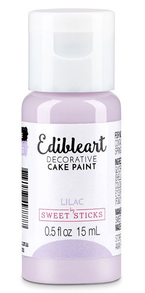 Lilac Edible Art Paint