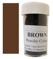 Brown Powder Colour