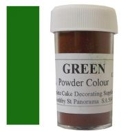 Green Powder Colour