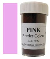 Pink Powder Colour