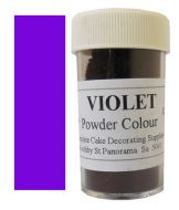 Violet Powder Colour