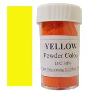 Yellow Powder Colour