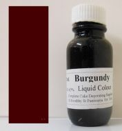 Burgundy Liquid Colour