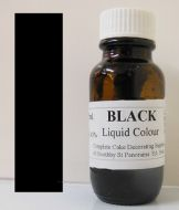 Black Liquid Colour