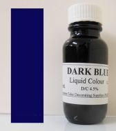 Dark Blue Liquid Colour 25ml