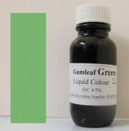 Gumleaf Green Liquid Colour