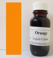 Orange Liquid Colour