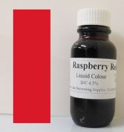 Raspberry Red Liquid Colour