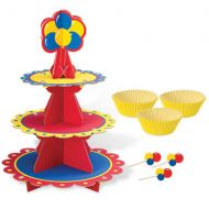 Primary Colour Cake Stand