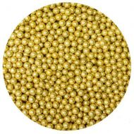 Gold 4mm Cachous - ikg