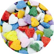 Hearts Mini Sugar Shapes
