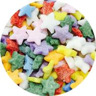 Star Mini Sugar Shapes