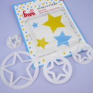 Fmm Star Cutter Set 4