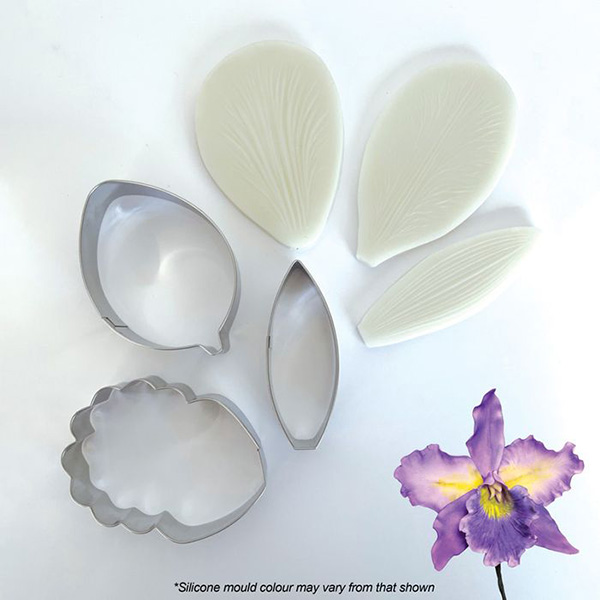 Cattleya Orchid Cutter Set