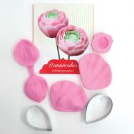 Ranunculus Cutter Set