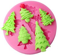 Christmas Tree Silicone Mould