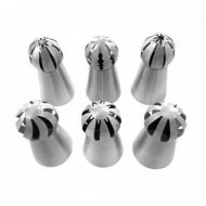 Ruffle Ball Russian Tip Set