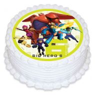 Big Hero 6 Edible Image