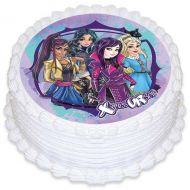 Descendants Edible Image
