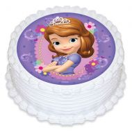 Sofia the First Edible Image