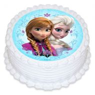 Frozen Disney Edible Image