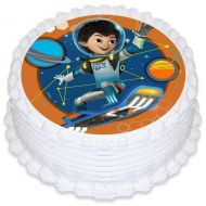 Miles From Tomorrowland Edible Image