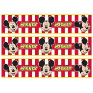 Mickey Mouse Cake Strip Edible Image