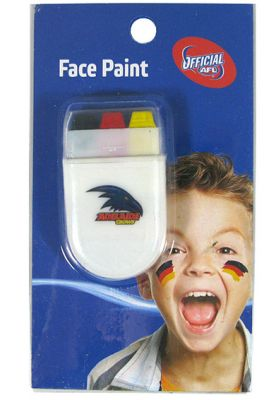 Face Paint Adelaide Crows