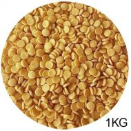 Gold Sequins 1kg Cake Craft