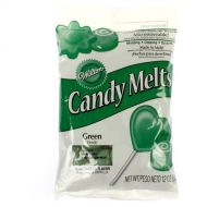 Dark Green Candy Melts