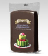 Brown Vizyon Rolled Fondant