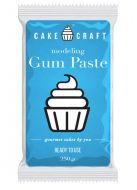 Electric Blue Cake Craft Gum Paste