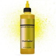 Chefmaster Metallic Gold Airbrush Colour