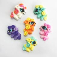 My Little Pony Sugar Decorations
