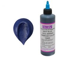 Navy Blue Airbrush Colour Decopac