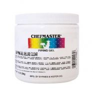 Clear Piping Gel Chefmaster 454gr