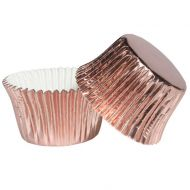 Rose Gold Metallic #408 Cake Cups