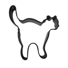 Scary Cat Cookie Cutter