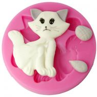 Pussy Cat Silicone Mould