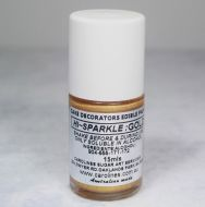 Sparkle Gold Edible Paint (Carolines)