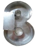 Number 8/3 Tin 345mm Cake Tin Hire
