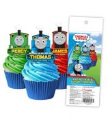 Thomas The Tank Wafer Toppers
