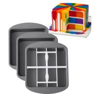 Square Checkerboard Pan Set