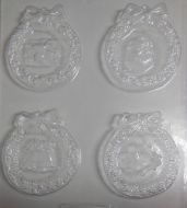 Wreaths Christmas Mould