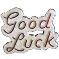 Goodluck Sign - Silver