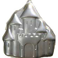 Enchanted Castle Cake Pan Hire