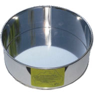 200mm. Round   Tin  (8in.) Cake Tin Hire